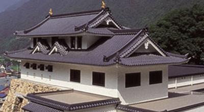 遠山郷土館和田城