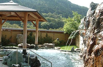 遠山温泉郷・かぐらの湯