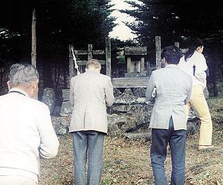 諏訪神社下社