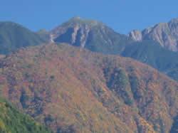 兎岳(2819m)